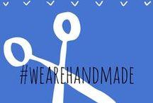 #wearehandmade / amazing collection of #handmade shops