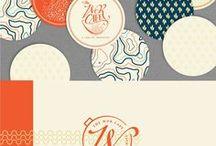 Jules Starr Design Work / Restaurant and small business branding, packaging design, vinyl album cover design, web layout design. Portfolio by Jules Starr Design