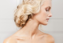 Beautiful Bridal Hair / As a photojournalist wedding photographer I see all types of bridal hair styles.  Here are some of my favs and suggestion for hair styles that look amazing on camera!!