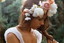 Rustic Wedding Ideas / Ideas for a rustic outdoor wedding... A little bit country, a litlle bit hipster :)