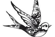 Tattoos / by Sarah Joos