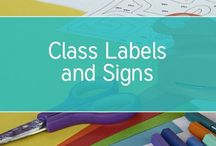 Class Labels and Signs / #classroom management and class label resources for #EYFS, #KS1 and #KS2 from the trusted home of thousands of lovely unique FREE #primary #teaching #resources for teachers, home educators,childminders, nurseries and more.
