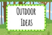 Outdoor Classroom Ideas! / #Outdoor #classroom ideas for #EYFS, #KS1 and #KS2 from the trusted home of thousands of lovely unique FREE #primary #teaching #resources for teachers, home educators,childminders, nurseries and more. / by twinkl Primary Teaching Resources
