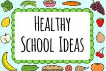 Healthy School Ideas / by twinkl Primary Teaching Resources