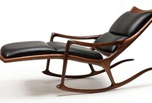 Great chairs / All the chairs we love, from famous and unknown designers / by Sandra Carvalho