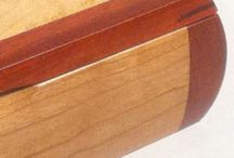 Jewelry boxes / Custom Wooden boxes made one at a time.