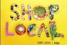 Locavore/local/homesteading / Shopping local, eating local, homesteading