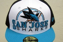 Headwear / With the largest selection of new-look San Jose Sharks product anywhere, be sure to stop by and browse the enormous and ever-changing selection of apparel, headwear and souvenirs. New product arrives daily, so don't miss out on the latest product options by stopping at the Sharks Store, located inside SAP Center, or call 408-999-6810.