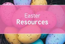 Easter Crafts Ideas / #easter resources for #EYFS, #KS1 and #KS2 from the trusted home of thousands of lovely unique #primary #teaching #resources for teachers, home educators, childminders, nurseries and more. Resources, cards, activities, worksheets, gifts and ideas for Easter, Palm Sunday, the Last Supper, daffodils, bunny, eggs, the Easter story, the cross, Eater eggs, Ester crafts and display.