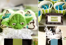 Star Wars Party / by Making Meaning with Melissa