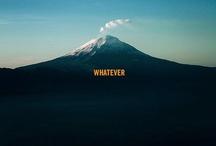 whatever / by Avraham González