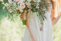 PERFECT . BOUQUET / My absolute fav bouquet styles & flowers - heart!