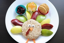 Thanksgiving / Fun craft ideas and recipes to spice up your holiday!