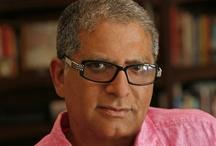 Deepak Chopra / Deepak Chopra is an Indian American author, public speaker, alternative medicine advocate, and a prominent figure in the New Age movement.