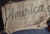 America, America / by Jo Gooding