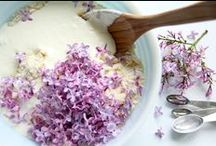 Recipes with Flowers....