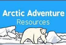 Arctic Adventure / Take your child on an Arctic Adventure! / by twinkl Educational Publishing