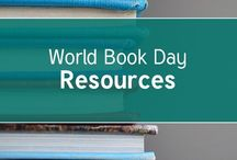 World Book Day / Celebrate World Book Day with our great resources!