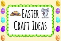 Easter Craft Ideas / by twinkl Primary Teaching Resources