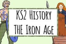 The Iron Age / Resources for KS2 The Iron Age and The Celts / by twinkl Primary Teaching Resources