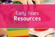 Early Years Classroom Ideas and Activities / Our most popular early years resources, ideas, crafts, inspiration, topics, art, handprints, lessons, play. EYFS, pre-school, nursery, kindergarten, level 1, reception, day school, playgroup, pre-K.