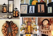 Fall and Halloween / by Tasha💜