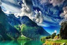 Gorgeous landscapes / by Tina Klonaris-Robinson