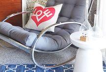 Valentines Day Interior Design / Heart shaped and Valentines Day inspired Decor to bring a touch of romance to your home on February 14th.