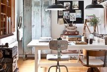 Inspiring Design Studios for Creatives / areas designated for creating