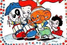 American Independence Day Comics (4th of July) / by GCD Grand Comics Database