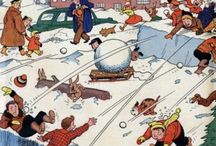 Winter Comics / by GCD Grand Comics Database