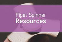 Fidget Spinner Resources