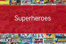 Superheroes / Resources and ideas for your #superheroes topic