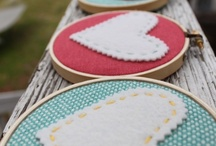 Craft & Sewing Ideas / by Amy Fear