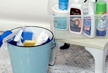 Cleaning Tips / by Rosanne Fullerton