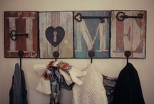 My Dream House - Home Decor / by Haley Cole