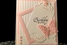 Birthday Cards / by Renee' Du Puis-Howard