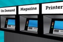 Print Advertising / Creative print advertising is still alive even in this highly digital world. Although print advertising trends may show a decline, it's still an important part of the marketing mix.