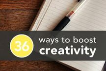 On Creativity, Inspiration and Learning to Look