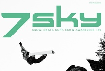 Covers / by 7sky Magazine