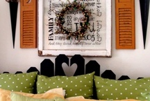 Bedroom Ideas / by Cary Gallegos