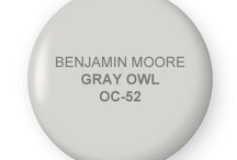 Colours By Benjamin Moore / by Designing Home/Margaret Ryall