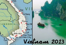 Vietnam 2013 / Ready for an adventure? Come join us as we head the beautiful and mystical Vietnam! Optional extended trip to Cambodia! Come check us out!  http://www.wowvietnam2013.com