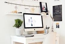 Organized Workspace / by Amber Hodges
