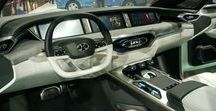 Car HMI and user experience / Collection of articles and pictures about the most advanced car hmi, dashboard, navigator, hvac, electric car, digital input,