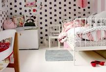 Kid room / Pulling together a dog-themed room that can easily be de-doggified as child's tastes change.