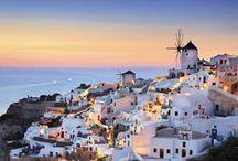 Greece - Santorini & Mykonos / Pic-inspiration for CBS NY Greece 2015 to Santorini & Mykonos!