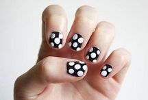 Nail art / Designs, new polishes, creative ideas...I'll never be bored with my nails again!  / by Alli Marie