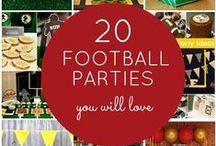 Fall Football Party