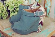 Shoes / by Shop Catherine Mason